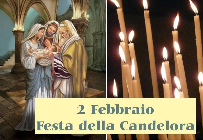 Preghiere per la Festa della Presentazione del Signore Gesù alTempio