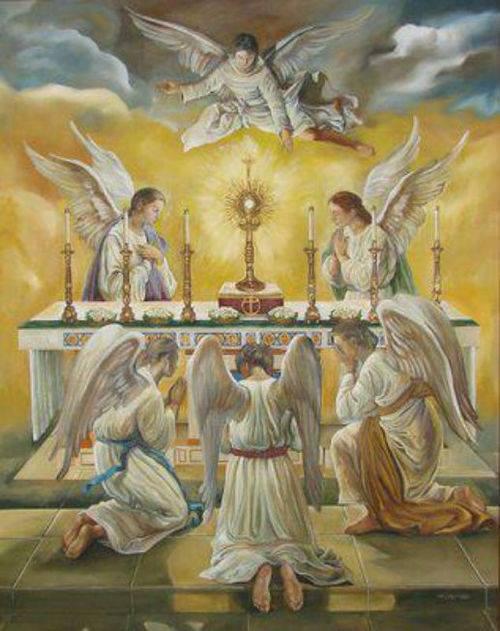 Il grande miracolo della SantaMessa