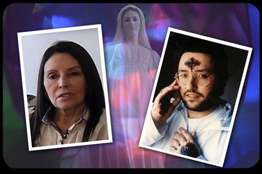 """La falsa veggente Luz de Maria: un'altra setta New Age, che si spaccia per """"cattolica"""", contro PapaFrancesco"""