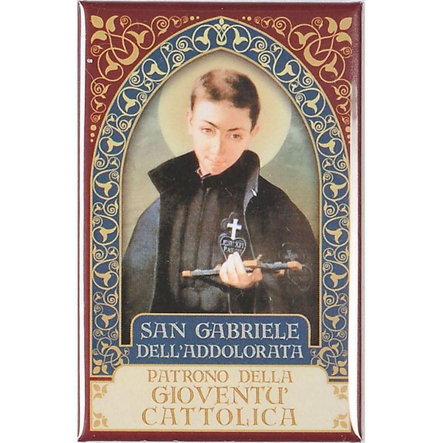 San Gabriele dell'Addolorata, il santo della gioiacristiana