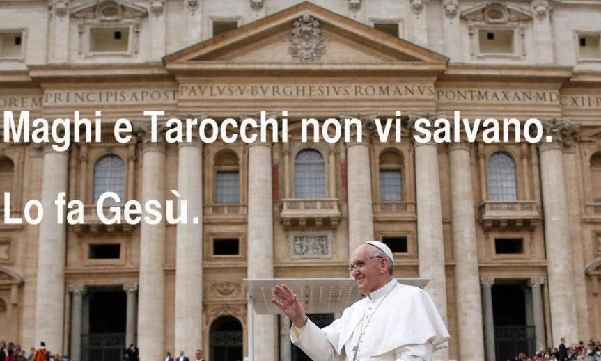papa-francy-no-maghi-tarocchi