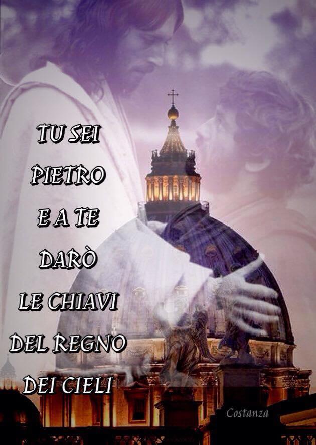 IL PRIMATO DEL PAPA, spiegato da Sant'Agostino