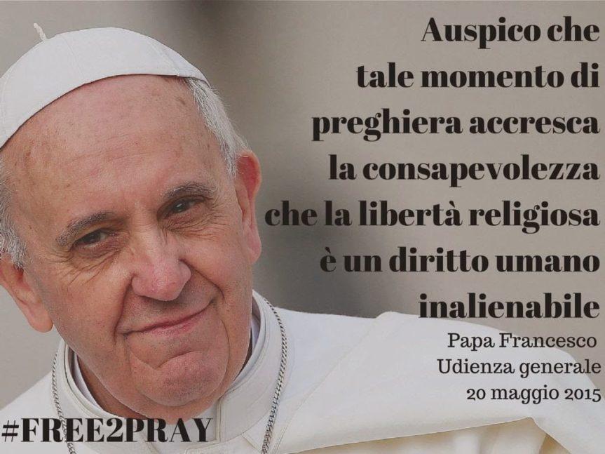 Mons Gallagher: convegno a Milano in difesa della libertà religiosa dei cristiani sempre più discriminati inEuropa