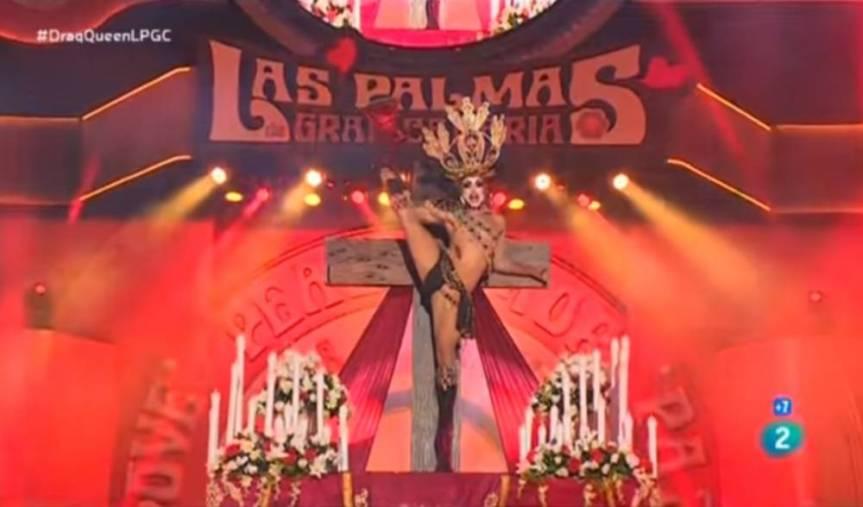 Vescovi spagnoli denunciano atti blasfemi contro la fede cristiana nel festival di carnevale di Las Palmas,Canarie