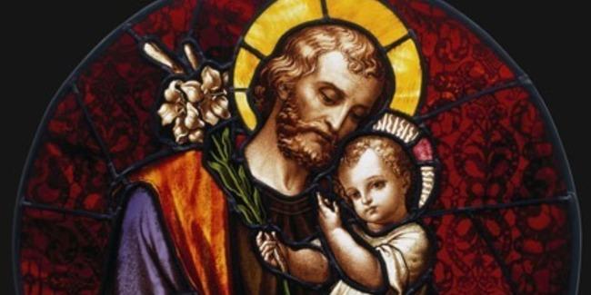 San Giuseppe, Patrono della Chiesa e protettore dellafamiglia