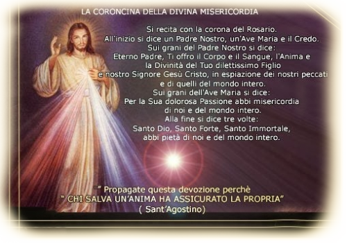 coronamisericordia