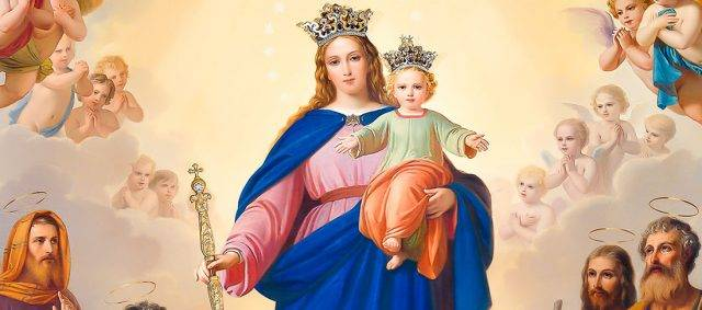 Consacrazione a Maria Ausiliatrice- storia delladevozione