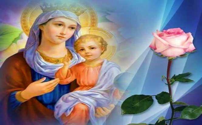 Le 10 Virtù di Maria Santissima da imitare per ottenere grandigrazie