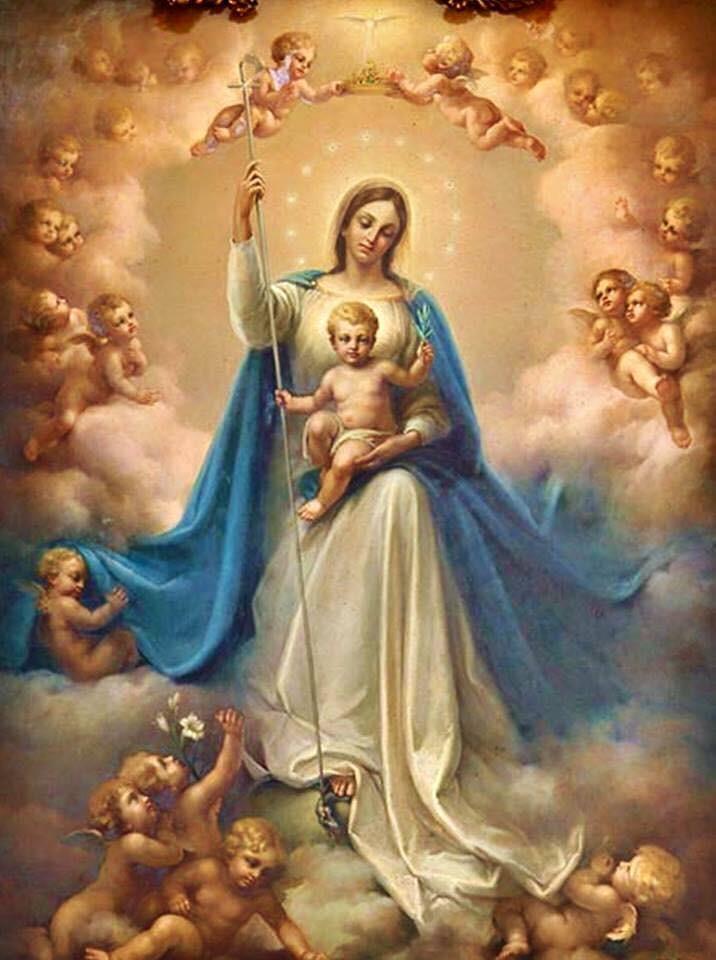 Maria, scudo di vittoria contro il maligno: testimonianze di sacerdotiesorcisti
