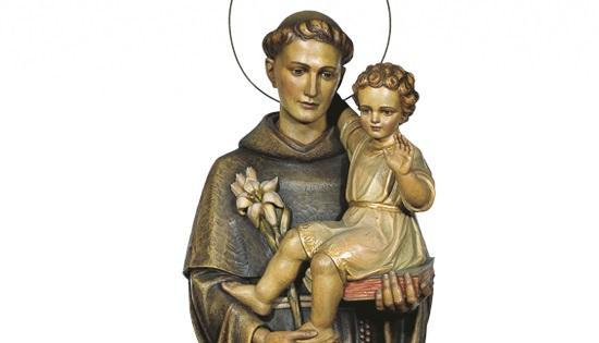 Preghiere a Sant'Antonio daPadova