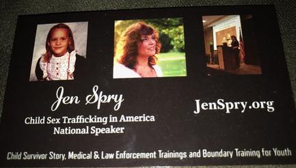 La rinascita di Jen Spry: dopo la conversione a Cristo, combatte per salvare bambini vittime dellatratta