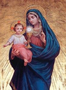 Maria Eucaristia