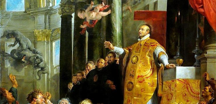 Le regole di Sant'Ignazio per allontanare gli inganni del Maligno dalla propriavita