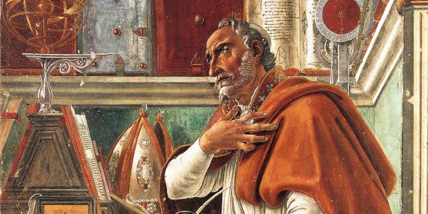 """Sant'Agostino ci insegna a pregare con amore per i nostri defunti che """"dormono in attesa della incorruttibilità eterna"""""""