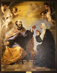 Santa Monica, madre del grande Sant'Agostino diIppona
