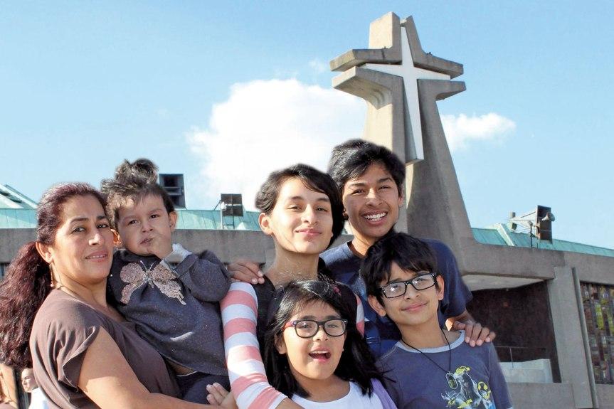 Bimba di due anni salvata dalla morte grazie all'intercessione della Madonna diGuadalupe