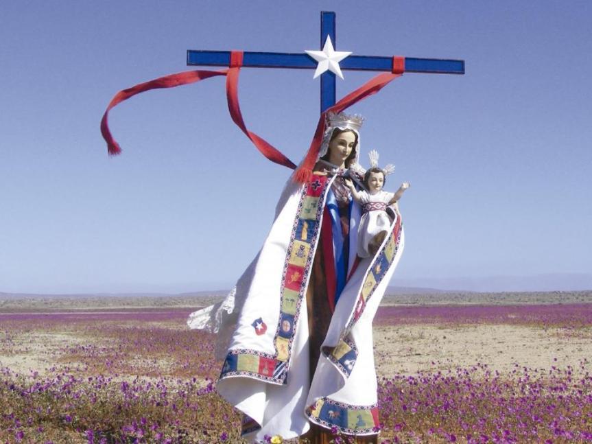 I Vescovi del Cile consacrano la nazione all'Immacolata