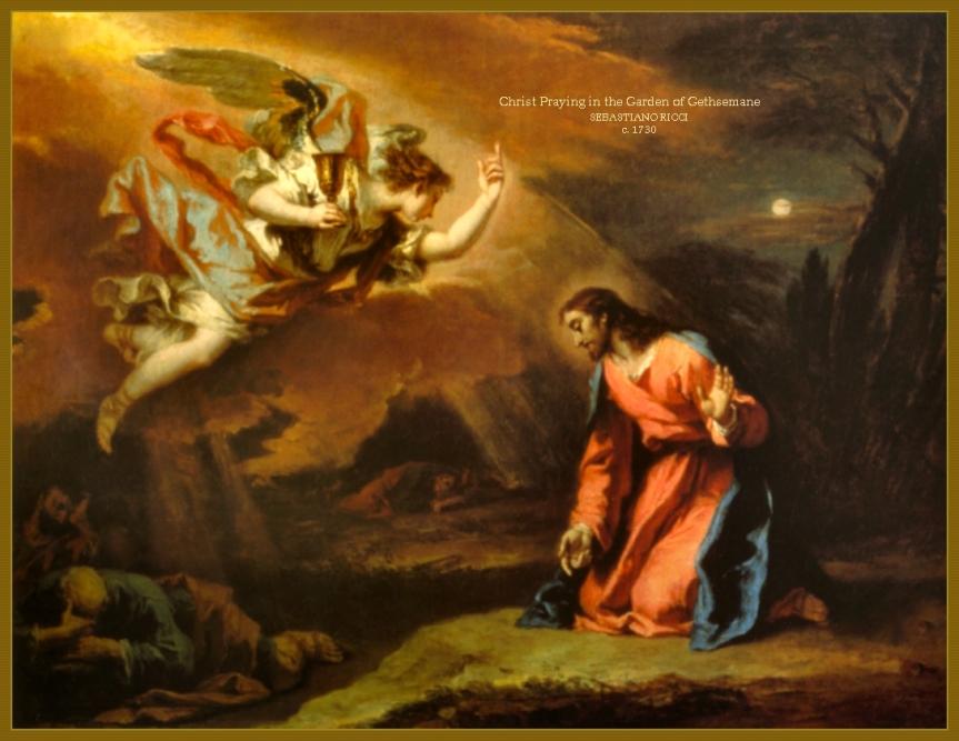 L' Angelo Consolatore di Gesù-  Via Crucis con gliAngeli
