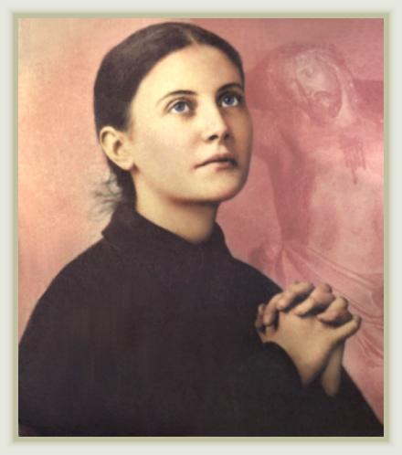 S. Gemma Galgani, luminoso fiore della Passione diGesù