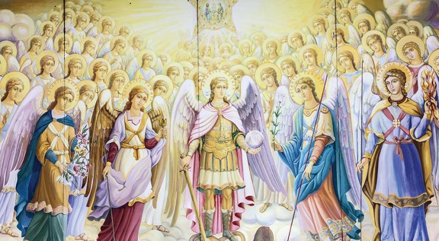 MILIZIE ANGELICHE