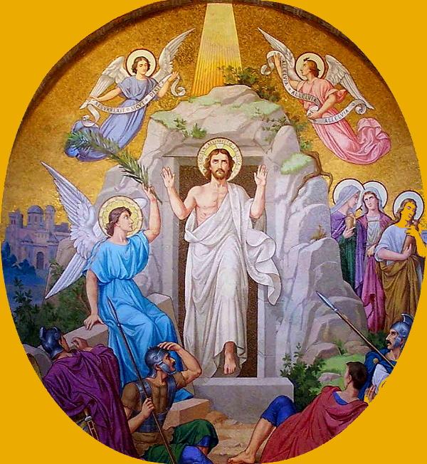 Gli Angeli della Resurrezione- Supplica ai Santi Angeli diDio
