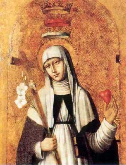 Santa Caterina Siena